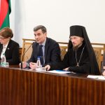Состоялся круглый стол «Церковь, государство, общество: соработничество во имя будущего Беларуси»