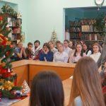 Встреча епископа Лидского и Сморгонского Порфирия с учащимися и педагогами средней школы № 11 города Лида