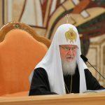 Доклад Святейшего Патриарха Кирилла на Архиерейском Соборе Русской Православной Церкви (29 ноября 2017 года)