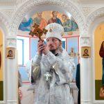 Рождественское послание епископа Борисовского и Марьиногорского Вениамина
