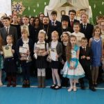 Ежегодная Рождественская встреча с одаренной молодёжью прошла в Калинковичском благочинии