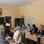Учебные семинары по Закону Божьему для родителей проходят в г. Жлобине