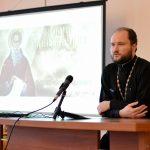 В Покровском соборе города Гродно начались Патрологические лекции по книге преподобного Иоанна Синайского «Лествица»