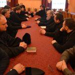 Состоялась встреча духовенства Туровской епархии с преподавателем МинДА, посвященная жизни и служению Митрополита Иосифа (Семашко)