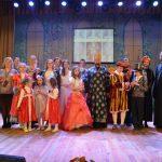 Состоялся Пасхальный концерт воспитанников воскресных школ Гомельской епархии