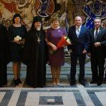 Праздничный Пасхальный концерт состоялся в городе Мозыре