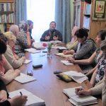 Завершился учебный год в Школе православного педагога в Новогрудском сестричестве