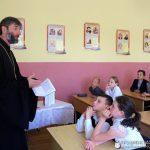 День славянской письменности и культуры отметили в средней школе №1 города Скиделя