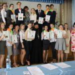 В ГУО «Гимназия г. Калинковичи» состоялся второй этап областной олимпиады по Основам православной культуры