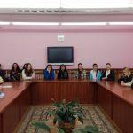 Беседа со священником в Минском лингвогуманитарном колледже прошла в дискуссионном формате