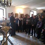 Воспитанники могилевской специальной школы закрытого типа посетили минский приход святых равноапостольных Мефодия и Кирилла