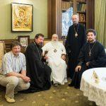 Митрополит Филарет награжден медалью «Священномученника пресвитера Владимира Хираско» I степени