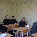 В Светлогорском благочинии состоялось выездное заседание отдела религиозного образования и катехизации Гомельской епархии