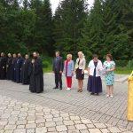 Состоялось открытие духовно-нравственной смены в лагере «Свитязь» Новогрудского района