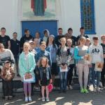 В Воскресной школе при Свято-Покровском храме г. Кировска состоялся выпускной акт