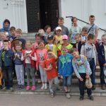 Дети из школьных лагерей города Минска посетили Социальные мастерские прихода в честь иконы Божией Матери «Всех скорбящих Радость»