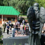 День Православия прошел в оздоровительном лагере «Курсан-ТЫ» для трудных подростков