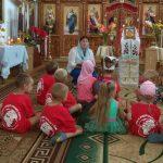 В Туровской епархии прошел летний курс занятий для детей по изучению Закона Божия и Библейской истории