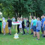 Пришкольный лагерь с духовно-нравственным уклоном открылся в Дятловском благочинии