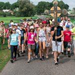 Подведены итоги работы летнего православного слета «Святая Русь»