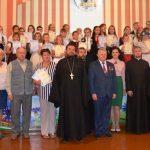 В Туровской епархии состоялись IX-е Чтения, посвященные явлению чудотворной иконы Божией Матери Юровичской-Милосердной