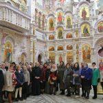 Состоялась экскурсия по храмам Минска для руководителей и представителей администрации учреждений образования г.Гомеля