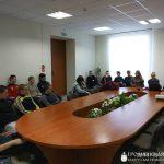 Встречи священника с молодежью на актуальные темы прошли в учреждениях образования города Гродно