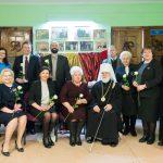Патриарший Экзарх всея Беларуси посетил Рождественский вечер в гимназии № 11 города Минска