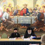 В Москве состоялась презентация учебных изданий с грифом Синодального ОРОиК