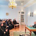 Практический семинар для духовенства по кризисной православной психологии прошел в Бобруйской епархии