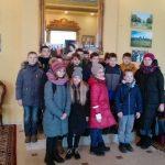В Духовно-образовательном центре в Чижевичах прошли интерактивные занятия с солигорскими гимназистами