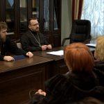 Минскую духовную академию посетили столичные педагоги