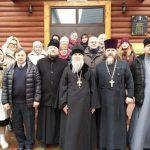 В Борисовской епархии прошел семинар по работе с учреждениями образования