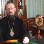 Пасхальное видеопослание епископа Борисовского и Марьиногорского Вениамина