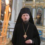 Поздравление епископа Борисовского и Марьиногорского Вениамина с праздником Благовещения Пресвятой Богородицы