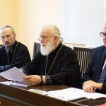 В Минской духовной академии прошел Координационный совет по сотрудничеству Министерства образования Республики Беларусь и Белорусской Православной Церкви