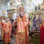 В Минске торжественно отметили День памяти святых равноапостольных Мефодия и Кирилла