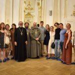 В православном лагере «Святая Русь» встретились представители белорусской и американской молодежи