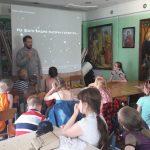 В Бресте открылся детский лагерь «Светлячок» при Воскресной школе