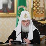 Святейший Патриарх Кирилл: Дети должны становиться ответственными членами прихода