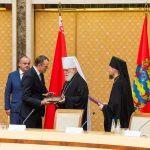 Состоялось подписание Соглашения о сотрудничестве между Минским облисполкомом и Минской митрополией