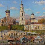 В Минске пройдет Международная художественная выставка «Дорога в Иерусалим»