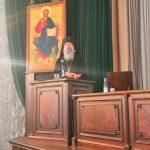 Делегация от Полоцкой епархии приняла участие в Международном образовательном форуме «Глинские чтения»
