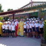 В Греции прошла смена 7-го международного катехизационного лагеря «Крынiчка» для белорусских детей