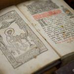 В Президентской библиотеке работает выставка «Духовных книг божественная мудрость: к истокам белорусской книги»