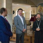 Ректор Белорусского государственного университета посетил Минскую духовную академию