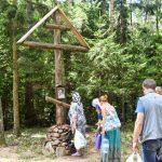 Святыни родного края: освящение часовни и купели на источнике Пресвятой Богородицы «Три ключа»