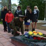 В Беларуси продолжается международная акция «Во славу общей Победы!»