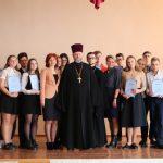 В городе Жабинка состоялся интеллектуальный турнир для учащихся «Беларусь Православная»