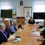 В рамках V Белорусских Рождественских чтений прошла секция «Начальное религиозное образование»